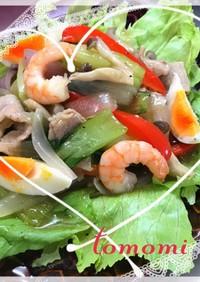 野菜を食べよう!彩り野菜の餡かけ旨煮