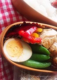 弁当★パプリカピクルス★常備菜★冷蔵4日