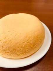 おからパウダー(ヨーグルト)蒸しパンの写真