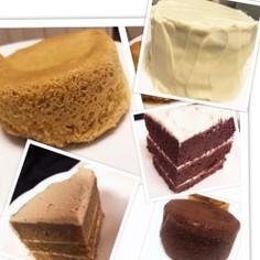 レンジで簡単2分☆おからの病みつきケーキ