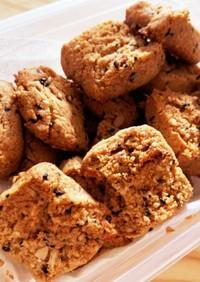 ポリ袋で簡単♡サクホロダイエットクッキー