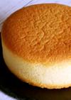 ふわふわヨーグルトケーキ