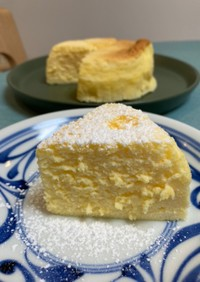 りくろーおじさんもどきチーズケーキ