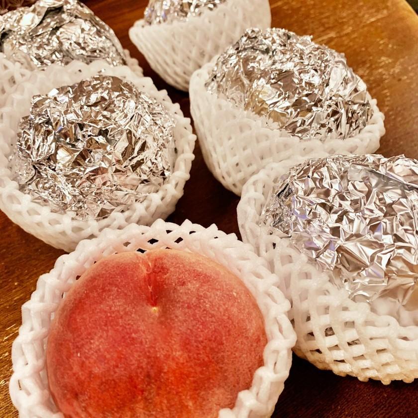 桃の保存方法