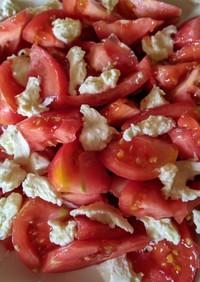 ☆簡単 トマトとモッツァレラのサラダ☆
