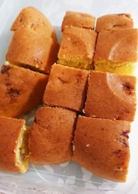 炊飯器で簡単バナナケーキ!!