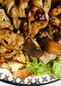明日の夕飯に。ポリ袋で豚肉味噌漬け