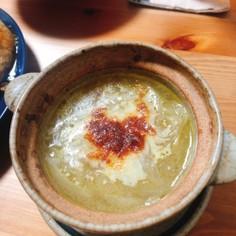 甘み凝縮☆焼きオニオンスープ