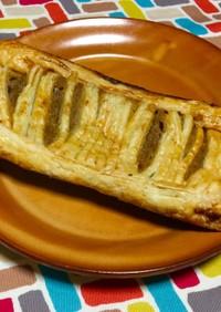 超簡単☆濃厚キャラメルバナナクリームパイ
