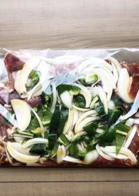 豚でも鶏でも♪中華風炒め(下味冷凍)