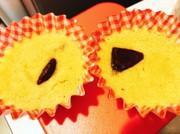 おからパウダーdeチョコチップマフィンの写真