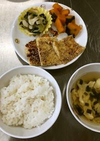 豆腐の松風焼