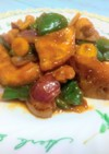 合わせ調味料で簡単鶏と茄子の赤味噌炒め