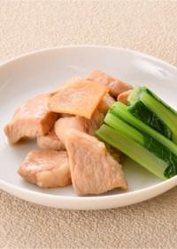 豚肉の酢煮