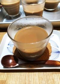 簡単☆コーヒー牛乳プリン♪