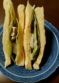 簡単 おからパウダーでサンドイッチ