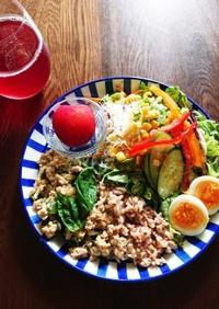 玄米と雑穀米の美食ご飯(圧力鍋)