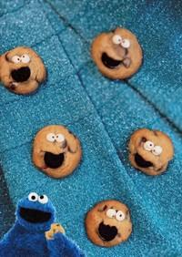 アメリカ クッキーモンスター☆ クッキー