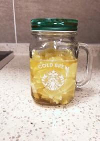 蜂蜜deレモンシロップ