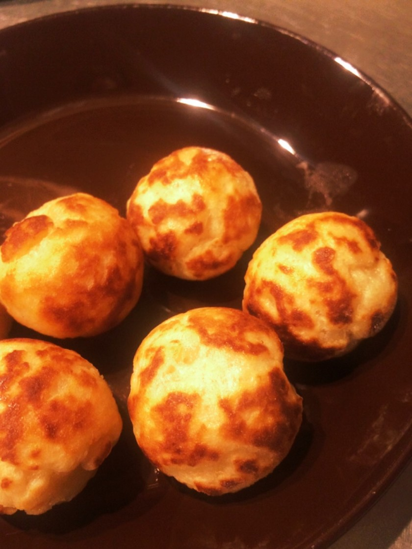 ポテトドーナッツ