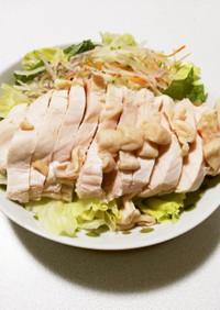 安くて簡単!とり胸肉を柔らかく茹でる方法