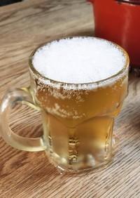 痛風対策!ノンアルビールでホッピー風!