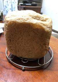 HBで全粒粉100%のパン