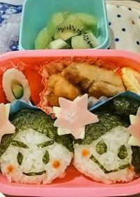 幼稚園お弁当♪2020.7/7【七夕】