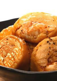 レンジで簡単!絶品肉料理!鶏チャーシュー