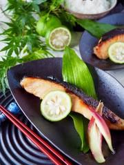 特売の鮭を旨味アップ☆鮭の柚子しょうゆの写真
