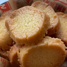 バタークッキー(甘め)