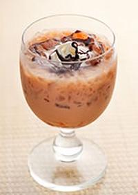 チョコレートスイーツミルクティー