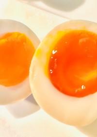 簡単煮卵・朝作って夕飯にヽ(^o^)