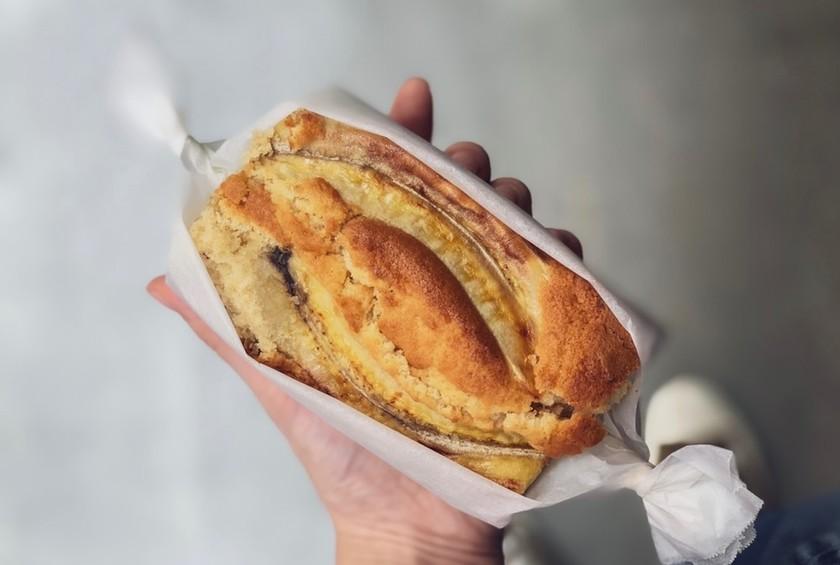 バナナブレッド(バナナケーキ)