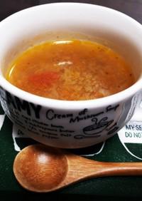 旨味の塊!トマト嫌いもうまい夏野菜スープ