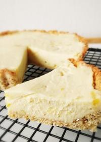 オートミール焼き芋チーズケーキ糖質制限