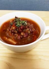 《圧力鍋》《ダイエット》トマトスープ
