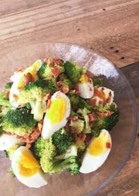 ♡ブロッコリーと卵のさっぱりサラダ♡