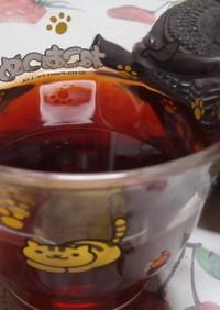 焙煎「杜仲茶」の作り方