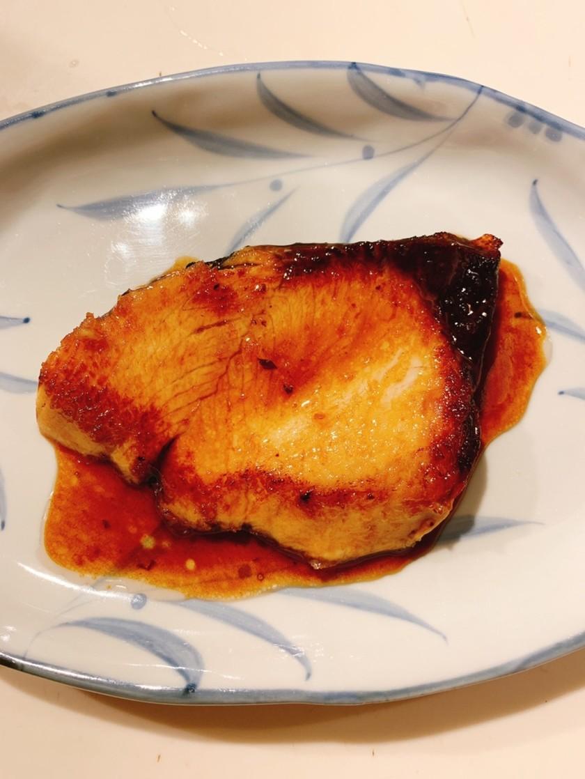 ブリの照り焼き フライパンで簡単!