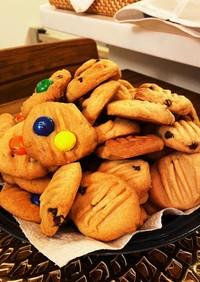 Evelynのピーナッツバタークッキー