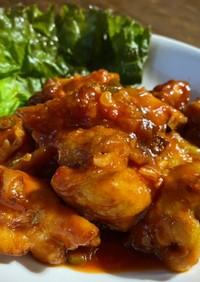 簡単美味しい☆鶏の唐揚げチリソース