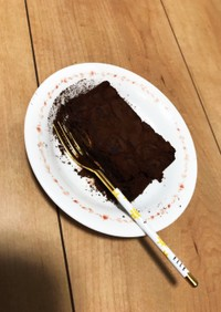 糖質制限 ガトーショコラ