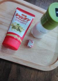 調味料の基本:塩の分量とグラム