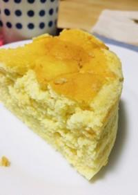 スフレヨーグルトケーキ