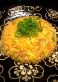 パラパラしっとりツナマヨ炒飯の作り方