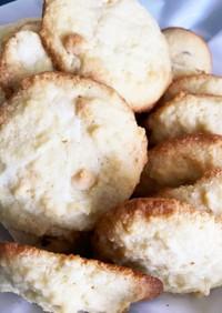 小麦粉&アーモンド粉でトッピングクッキー