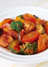 彩り野菜のカチャトーラ