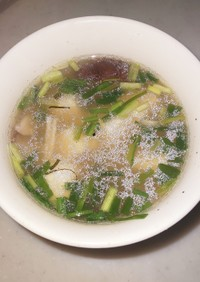 コストコロティサリーチキンスープ