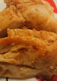 鶏むね肉下味冷凍(ハニ味噌)